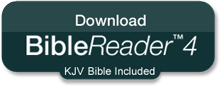 BibleReader Download with KJV