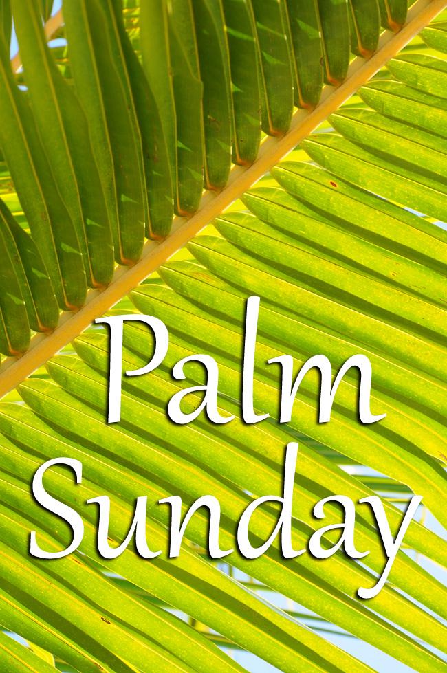 palm sunday - photo #23