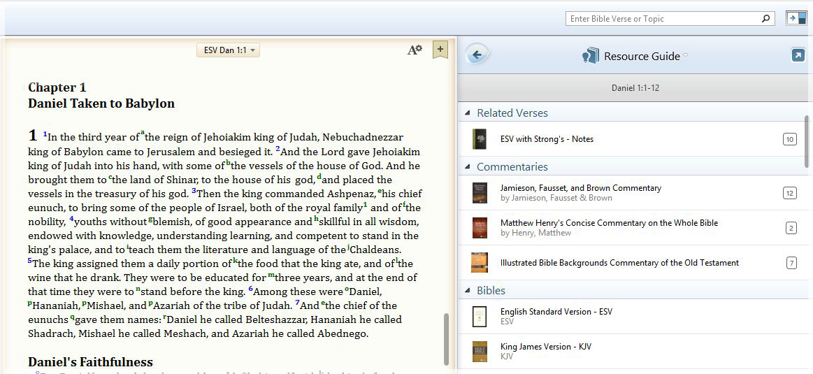 comentary Find explanations and interpretations of bible verses using an online bible commentary at biblestudytoolscom.