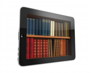 Digital Library Tablet