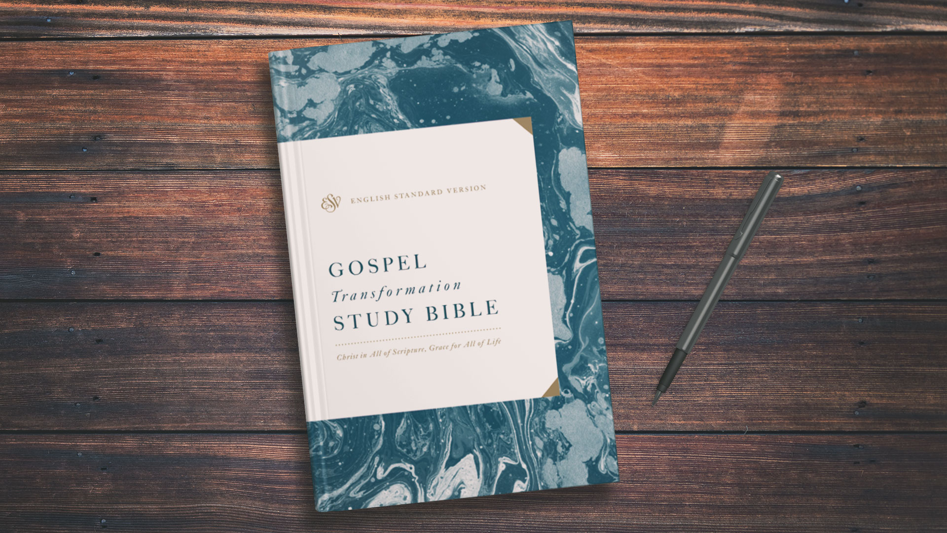 Gospel transformation study bible Jesus