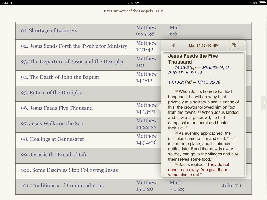 Study Edition - Bible.org