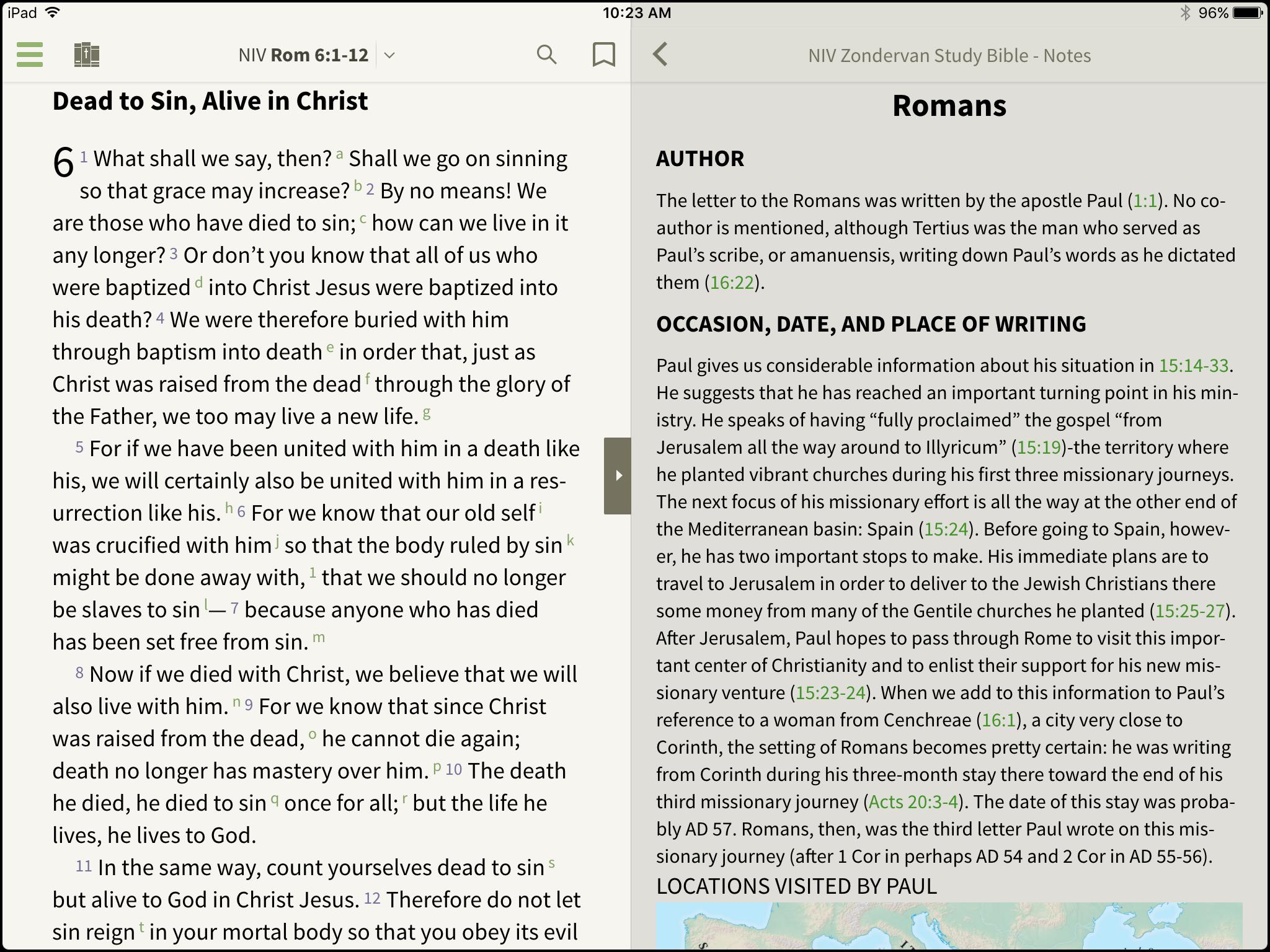 FREE NIV BIBLE STUDY PDF DOWNLOAD