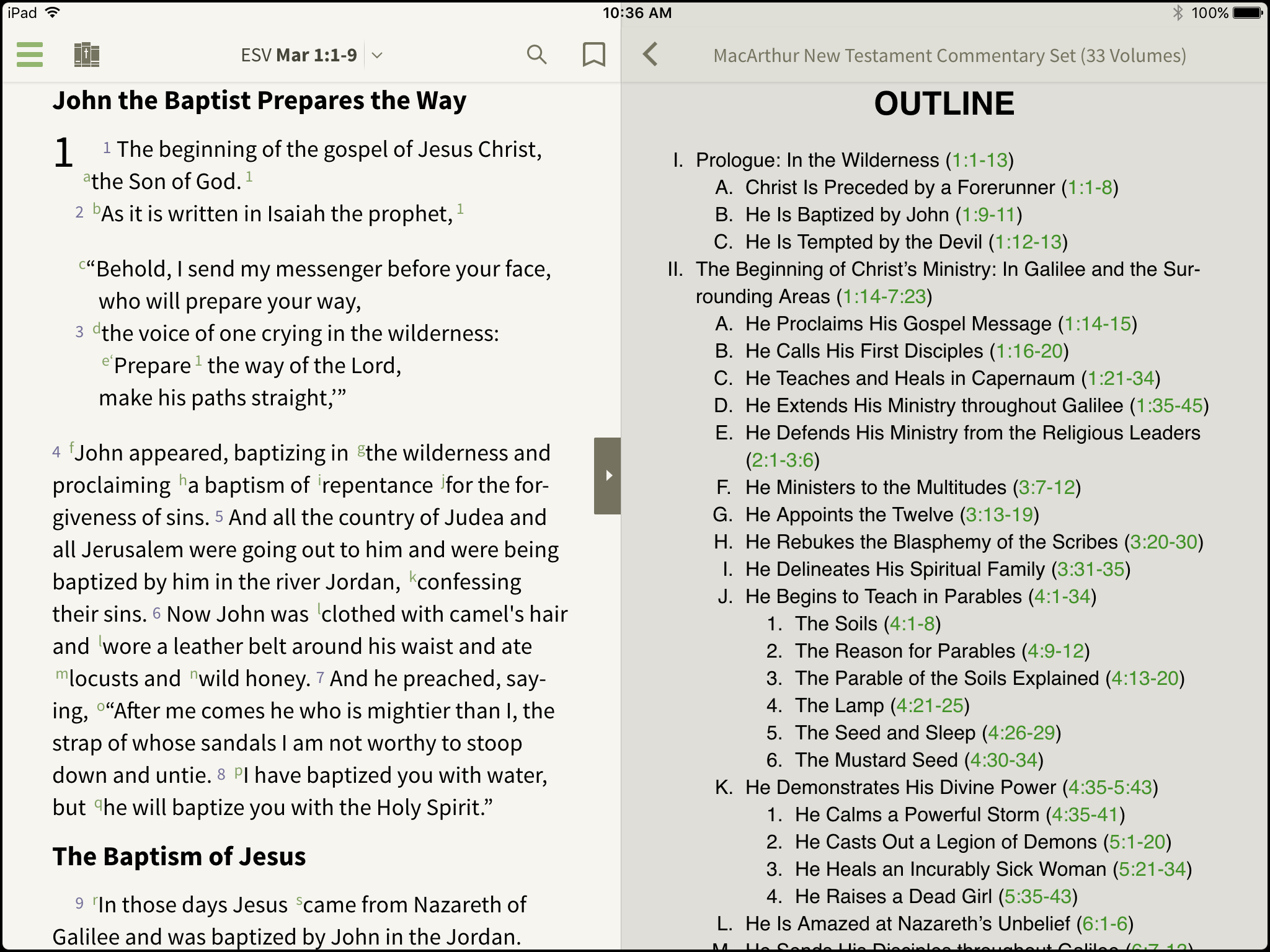 look inside the macarthur new testament commentary olive tree blog