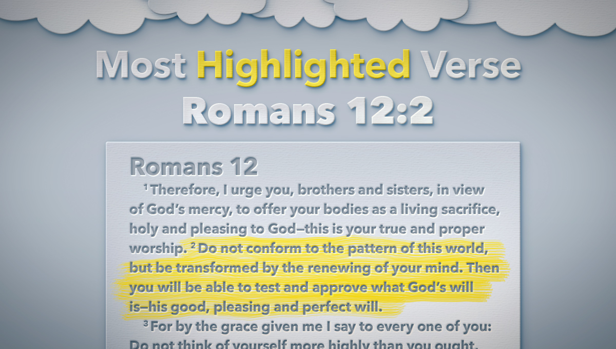 Most-Highlighted-Verse