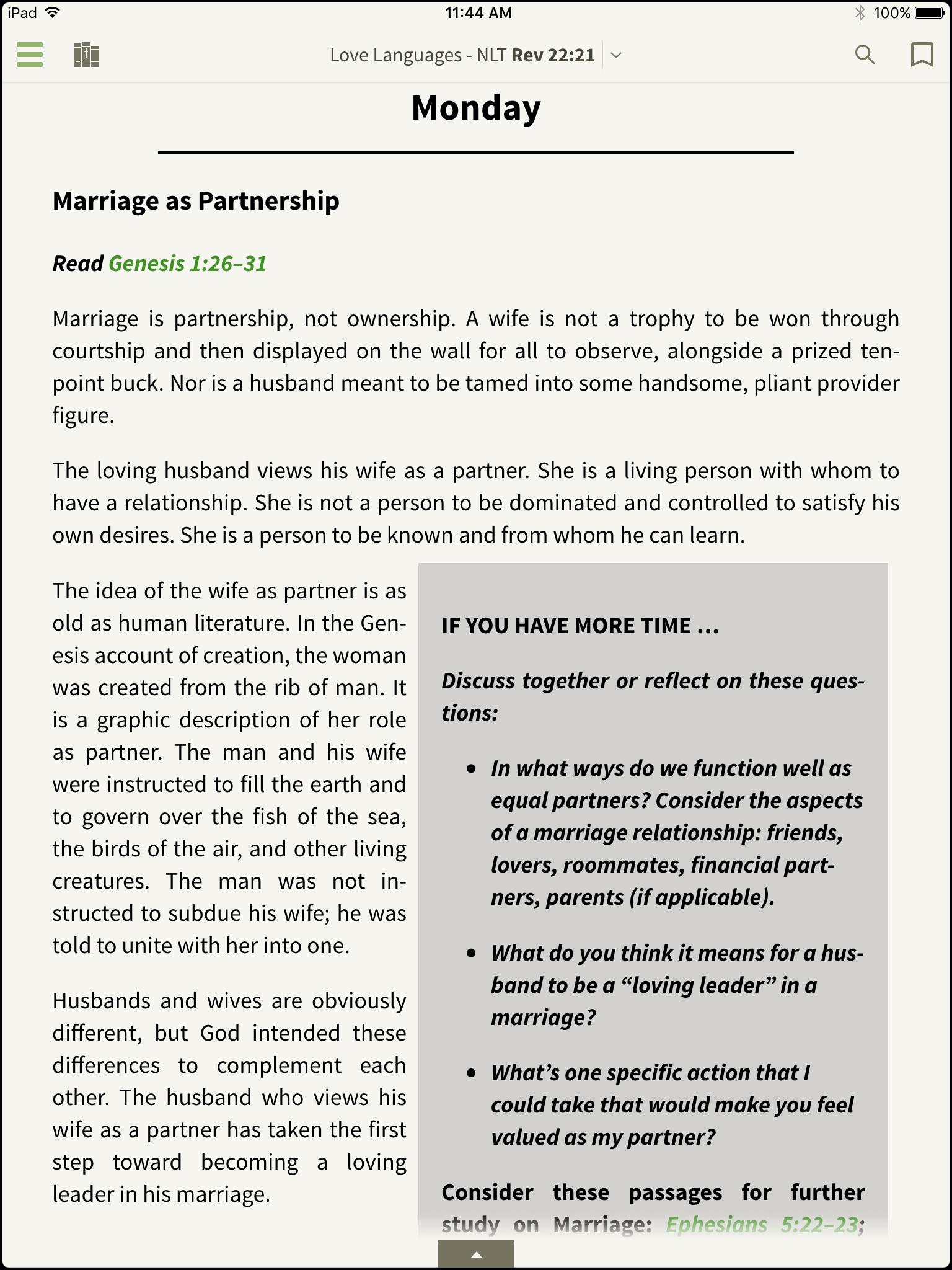 look inside love languages devotional bible olive tree blog