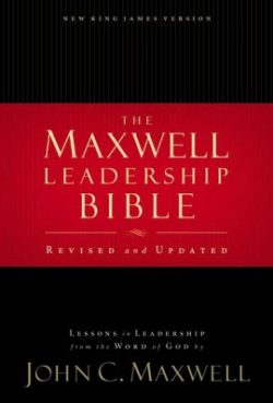 maxwell leadership bible
