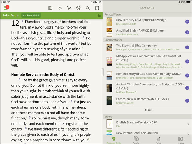New Treasury of Scripture Knowledge resource guide