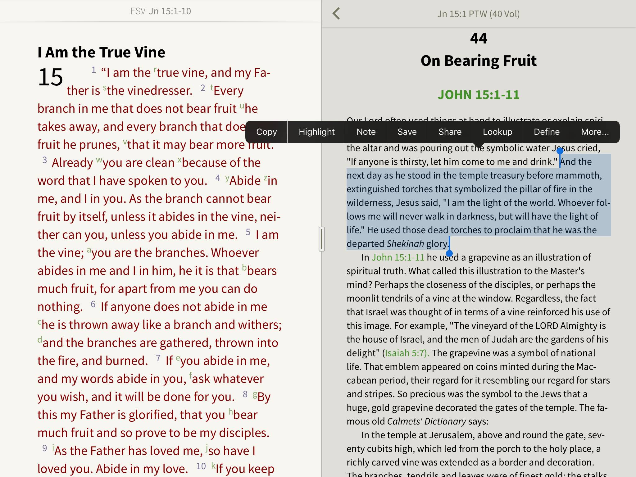 6 Tips on Using Preaching the Word Commentary - Olive Tree Blog