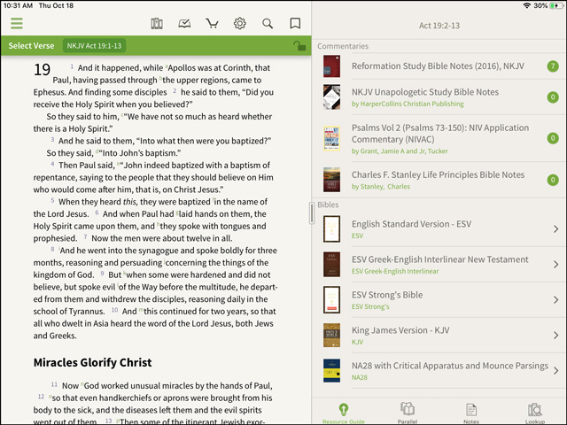 Reformation Study Bible Resource Guide