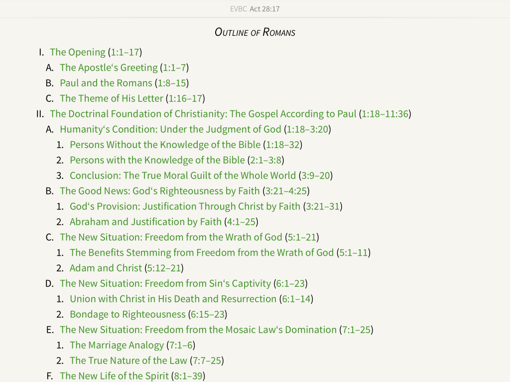 Look Inside: Everyman's Bible Commentary - Olive Tree Blog