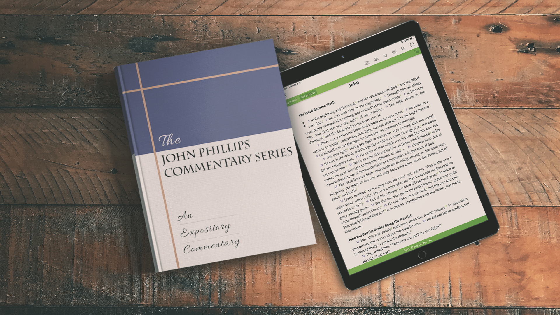 John Phillips Commentary