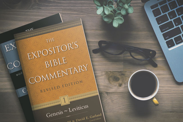 Look Inside Expositor S Bible Commentary Olive Tree Blog
