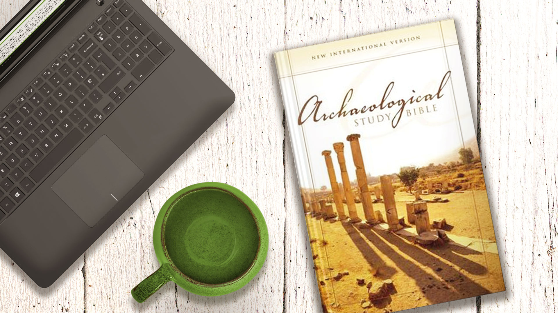 archaeologial study bible