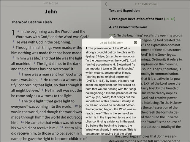expositor's bible commentary online 6