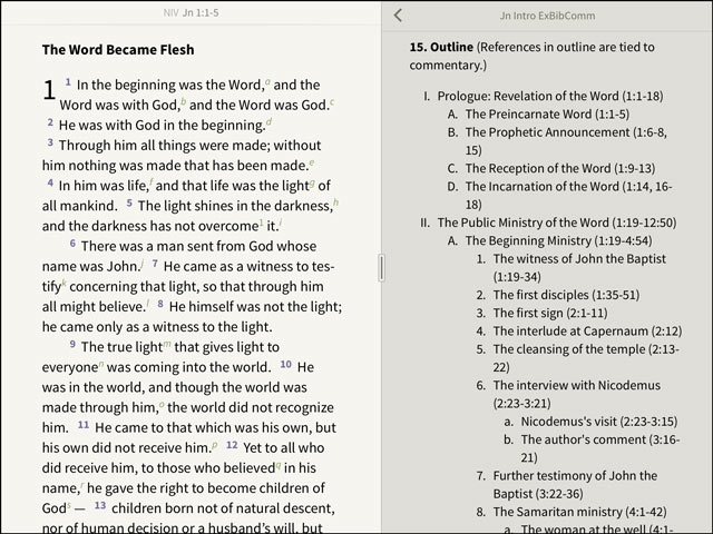 expositor's bible commentary online 3
