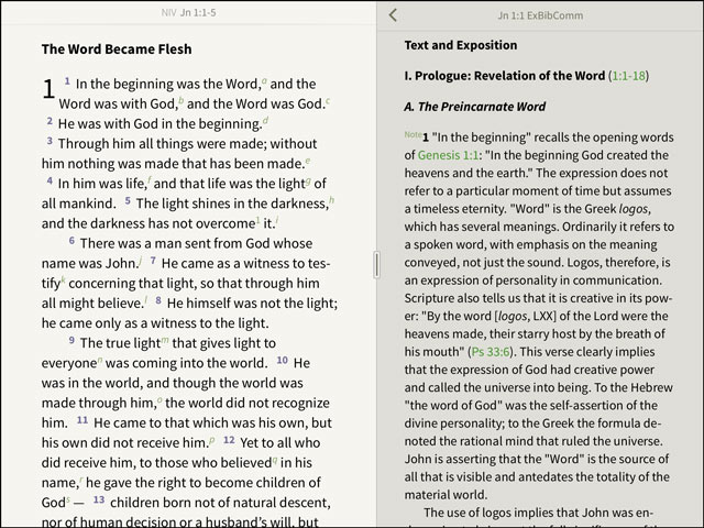 expositor's bible commentary online 2