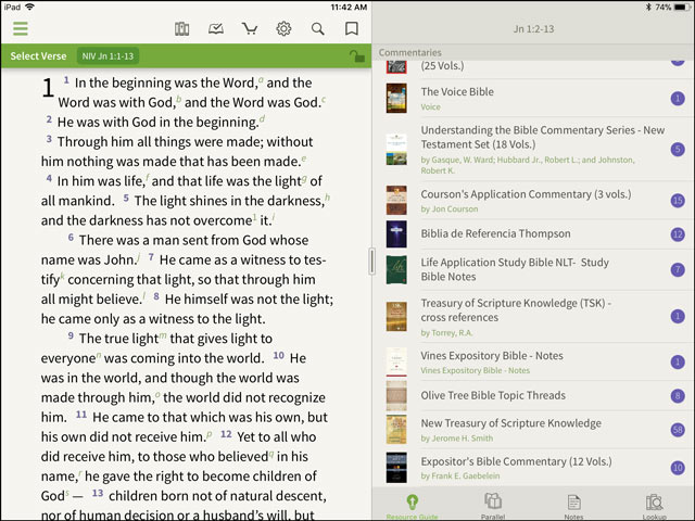 expositor's bible commentary online 1