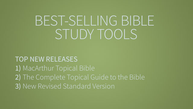 Bible Search and Study Tools - Blue Letter Bible