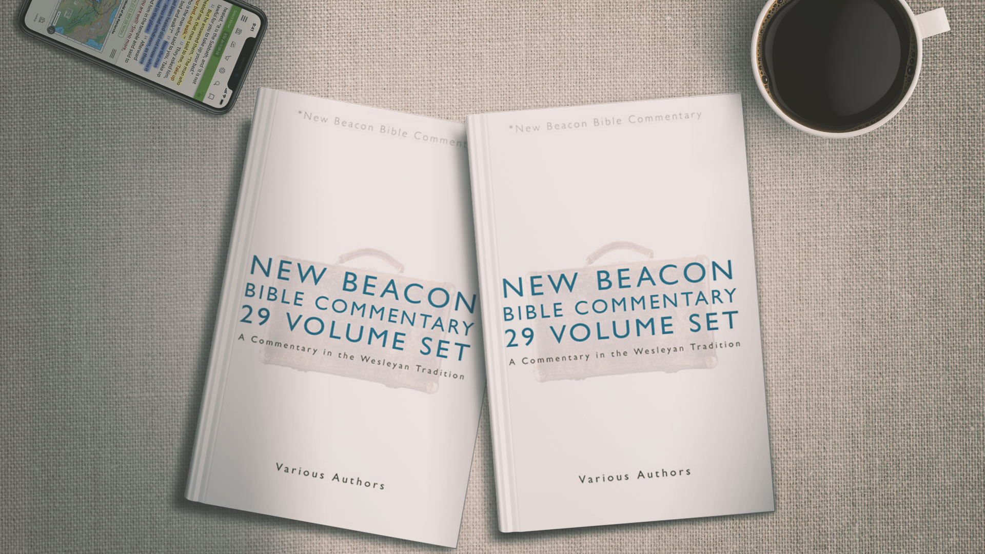 New Beacon Bible Commentary