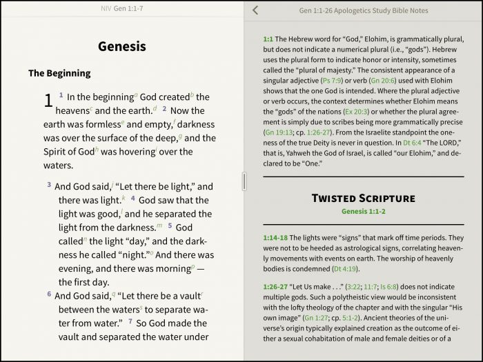 5 Twisted Scriptures - Olive Tree Blog