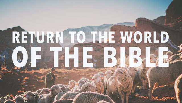 Return to the World of the Bible