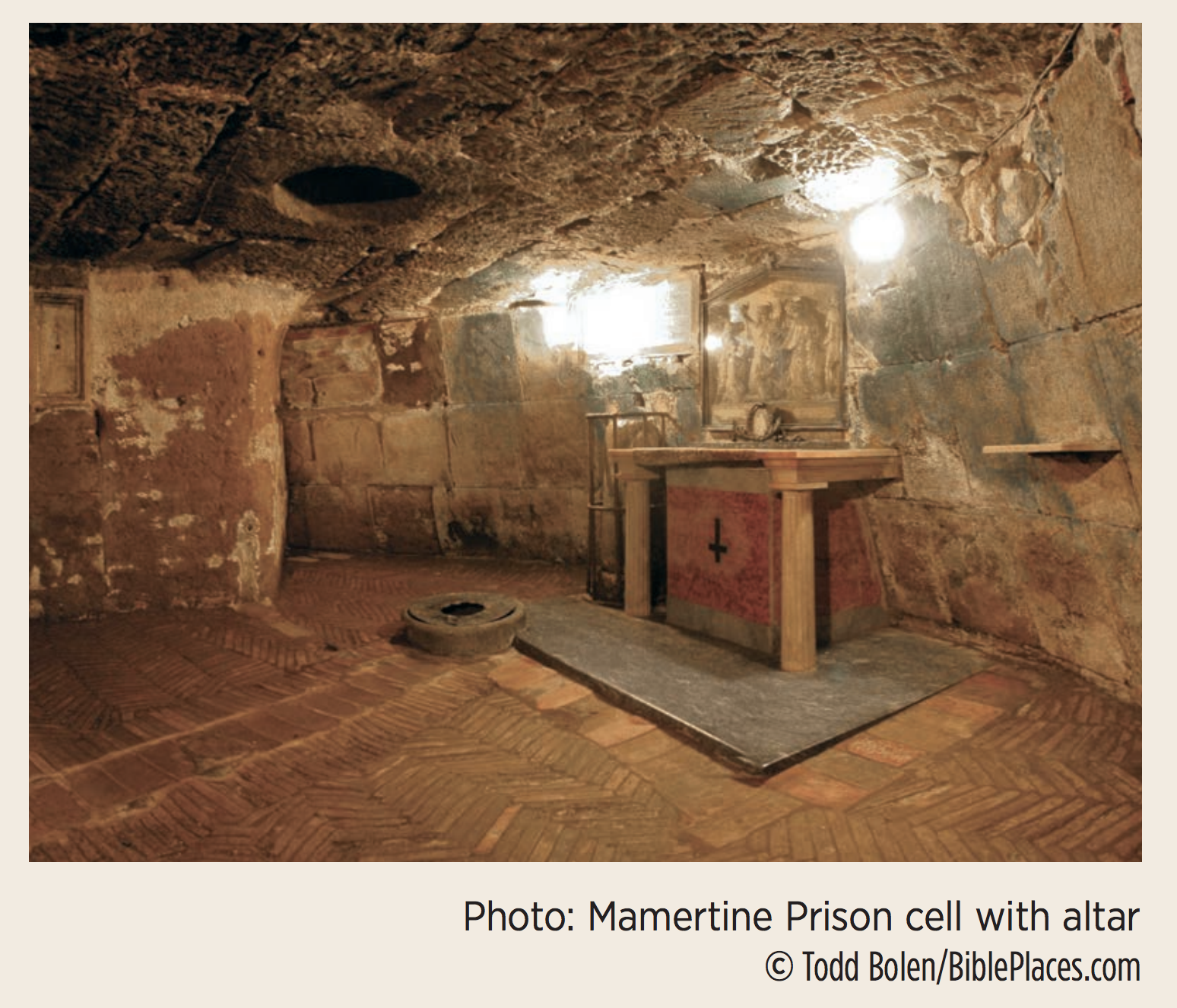 What Were Roman Jails Like In Pauls Time Olive Tree Blog