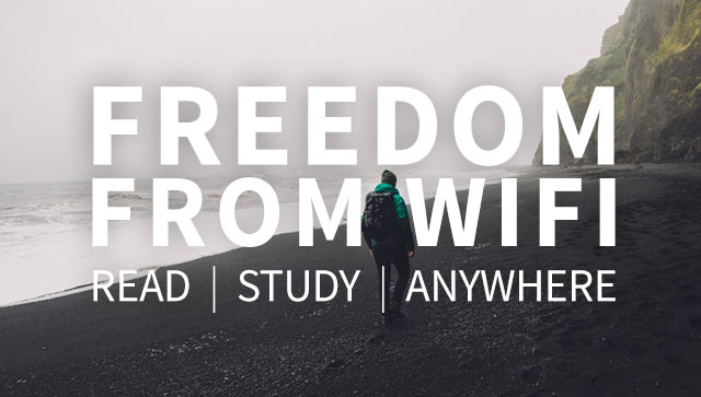 Freedom From Wifi