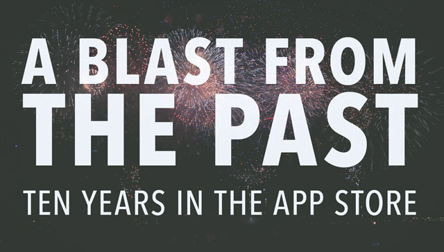 10 Years in the App Store