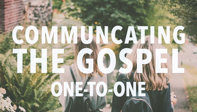 Communicating The Gospel