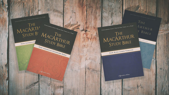 MacArthur Introduction to the Gospels