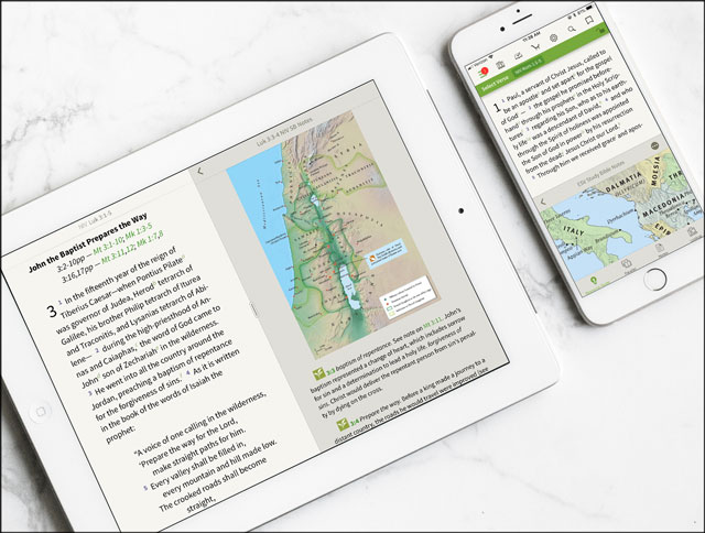 Olive Tree Bible App - Olive Tree Blog