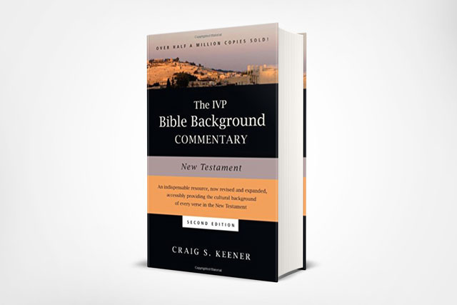 IVP Bible Background Commentary: New Testament, 2nd Edition