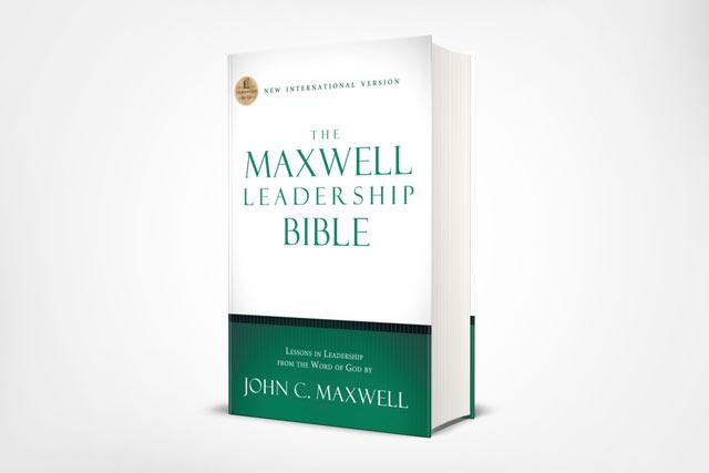 Maxwell Leadership Bible Notes