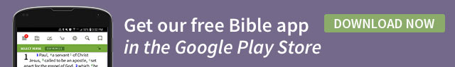 Olive Tree Bible App Android