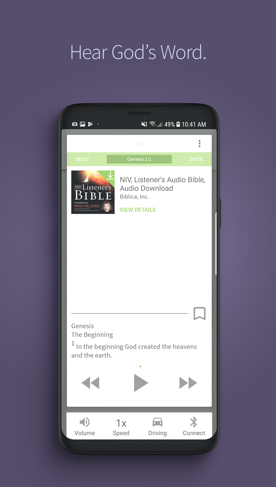 holy bible apps for android