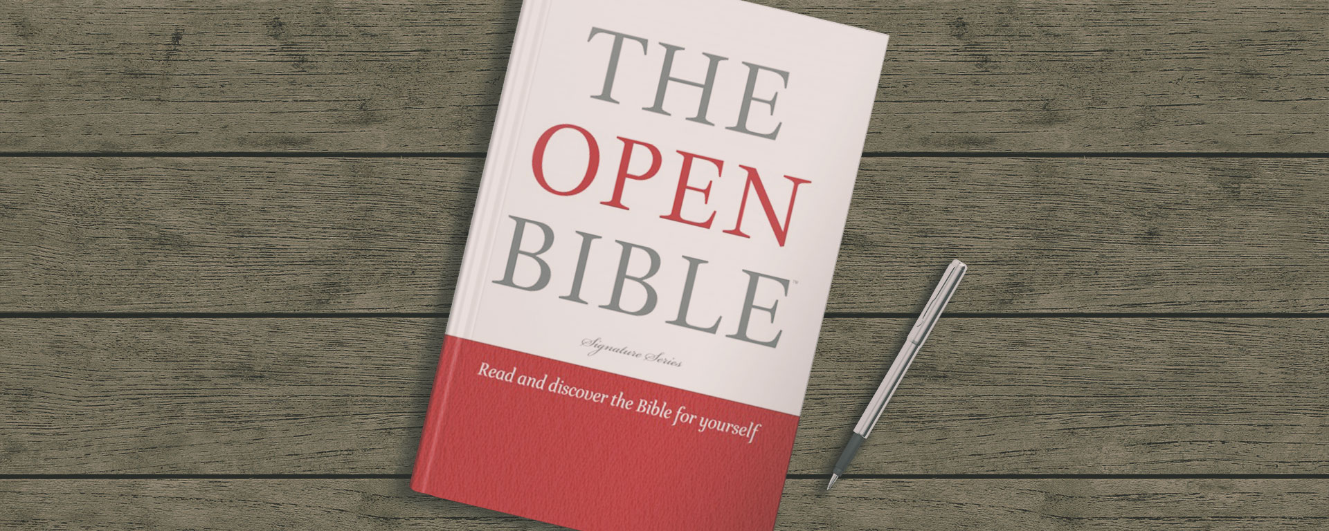 Open Bible Study Notes