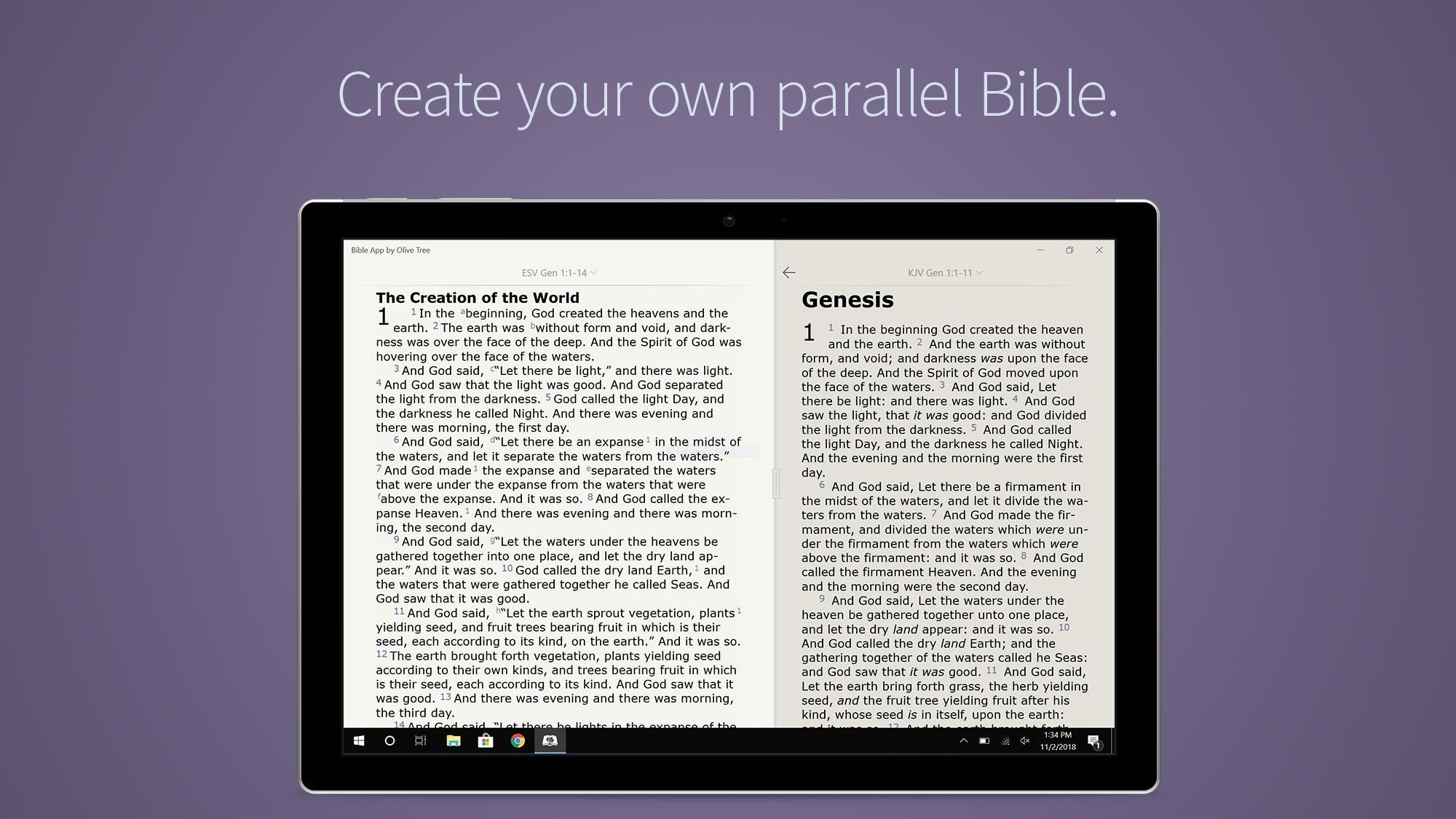 Olive Tree Bible App for Windows - Olive Tree Blog