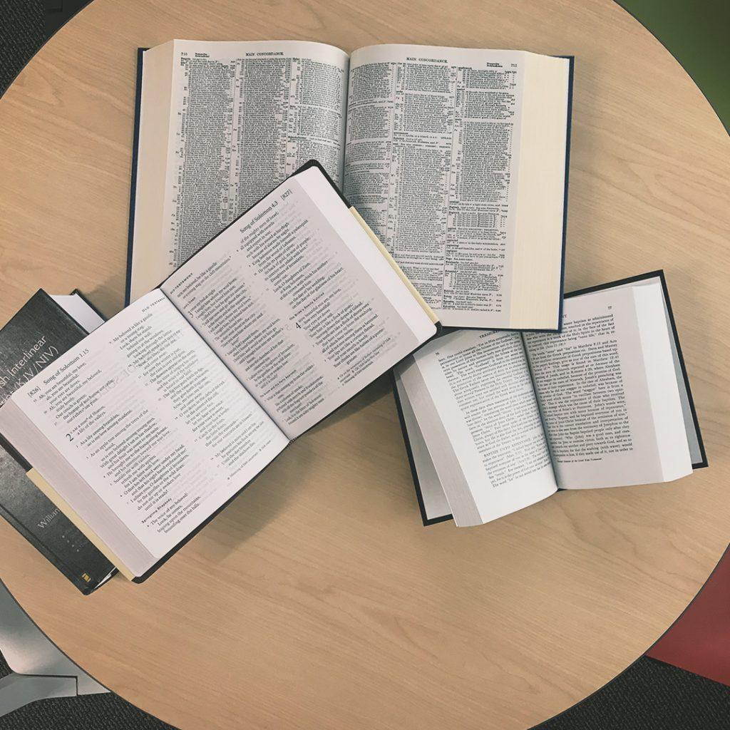 Not Digital Bible Study