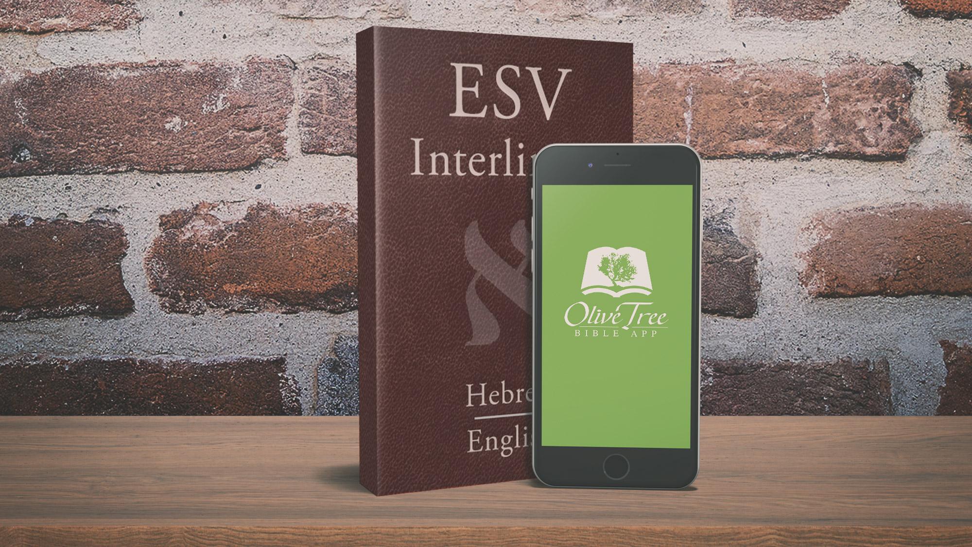 Look Inside: Hebrew-English Interlinear - Olive Tree Blog