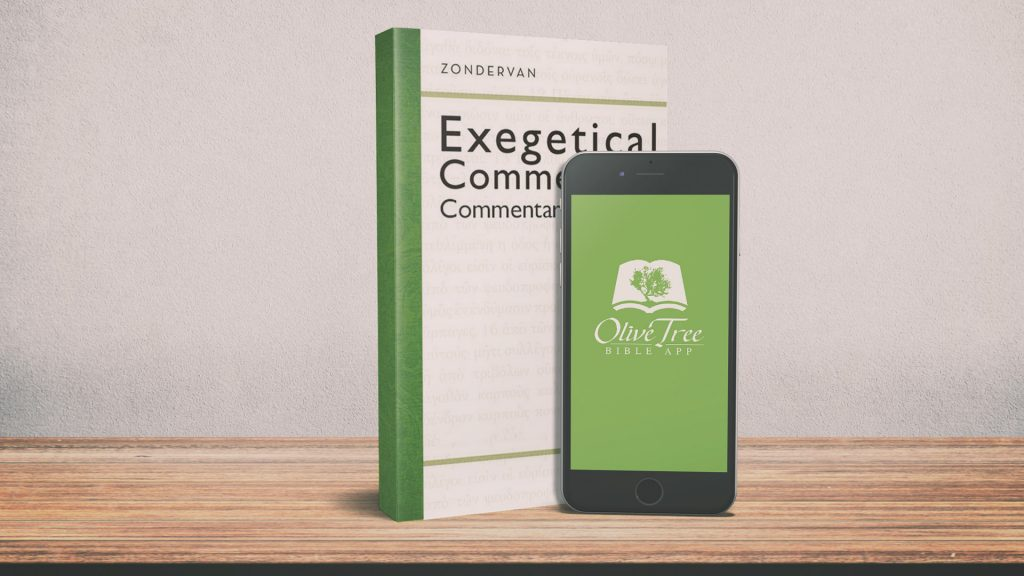 Zondervan Exegetical Commentaries