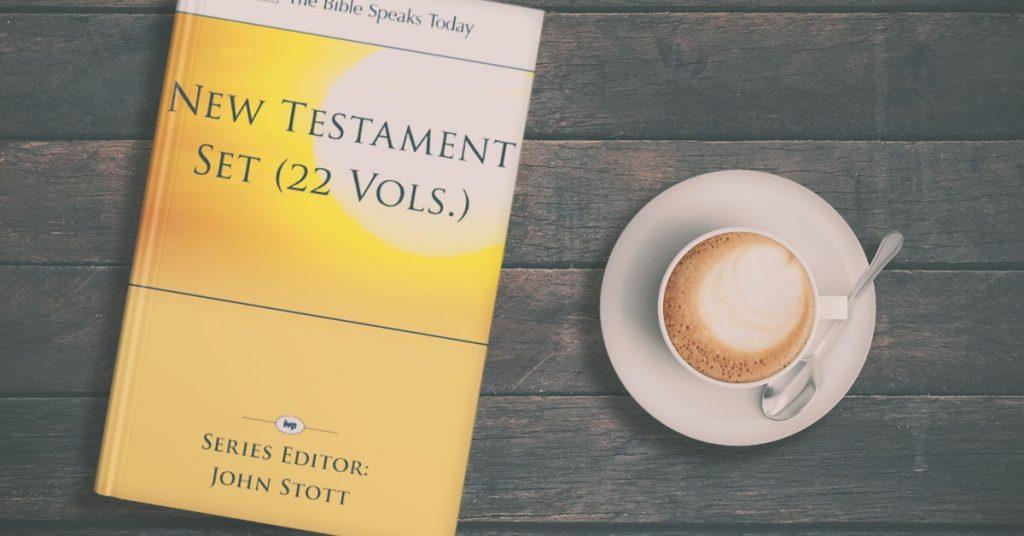 Bible Speaks Today excerpt