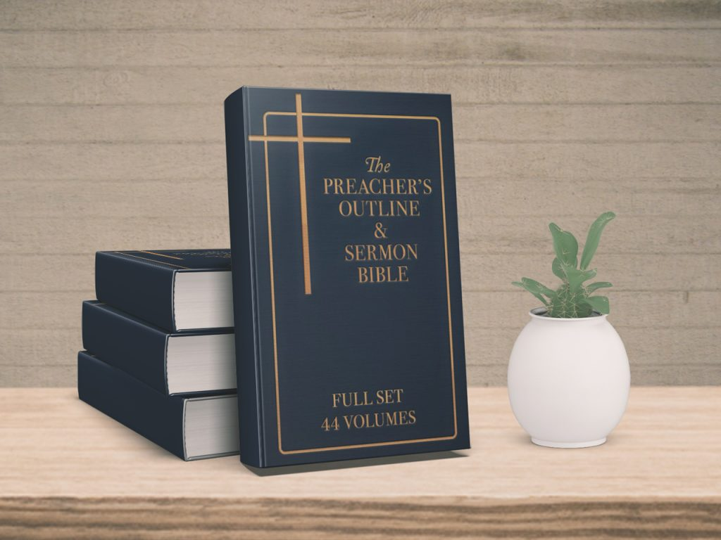 Review: Preacher's Outline & Sermon Bible Commentary Series