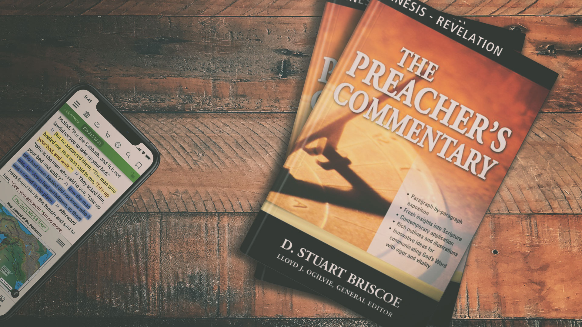 the preacher's commentary series