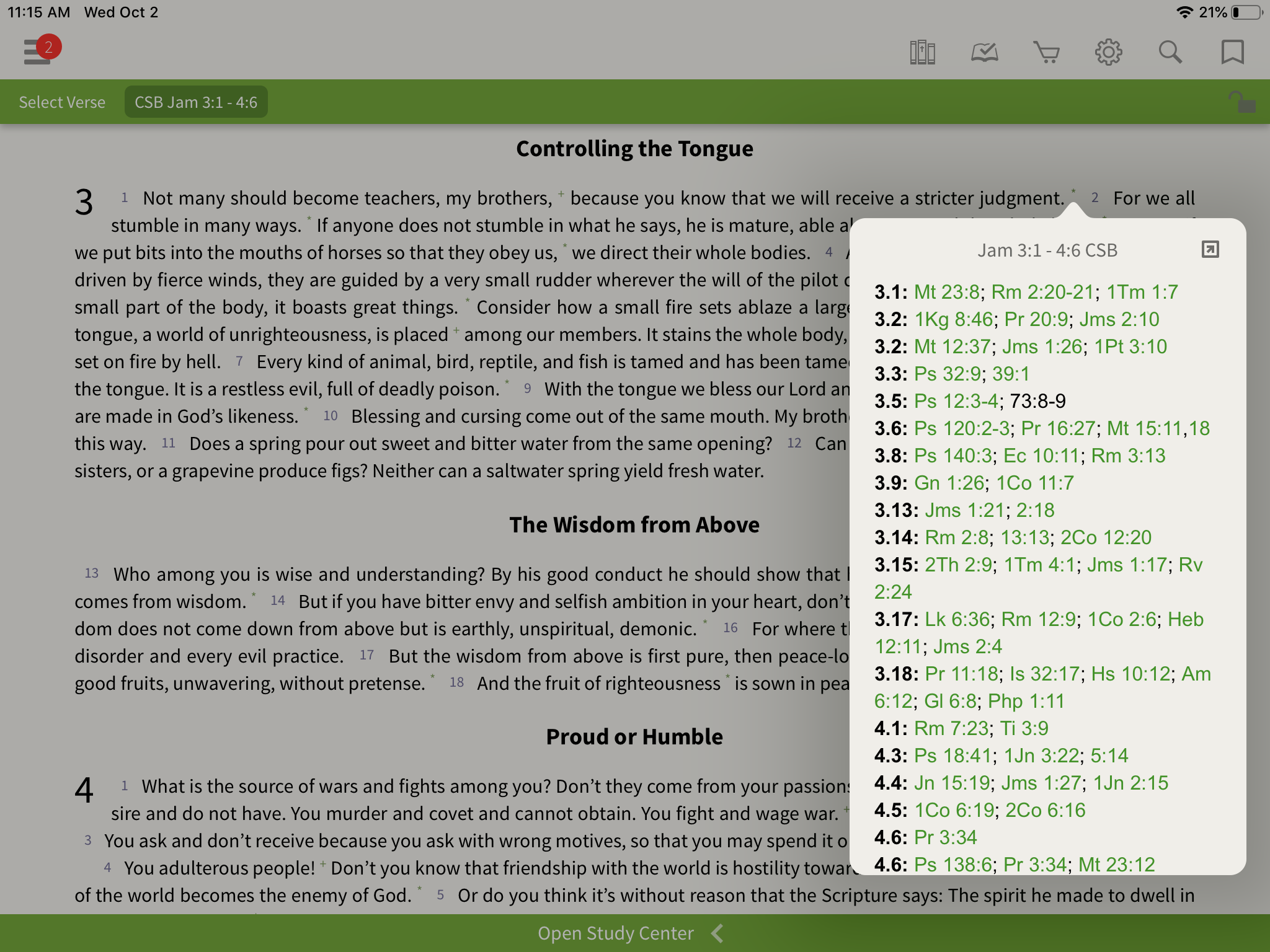 olive tree Bible cross references