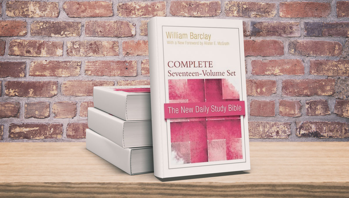 New Daily Study Bible William Barclay