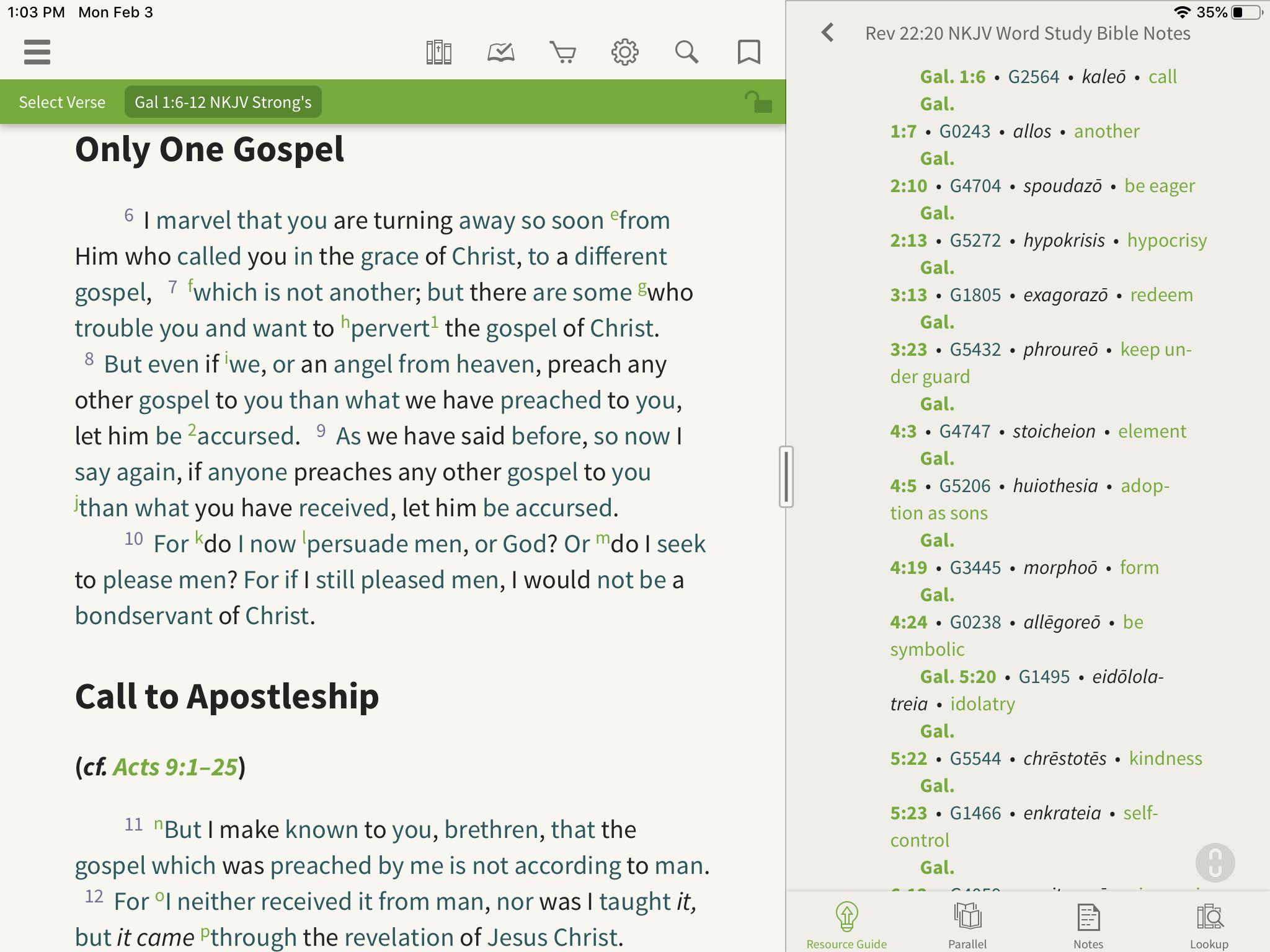 nkjv strong's scripture passage index