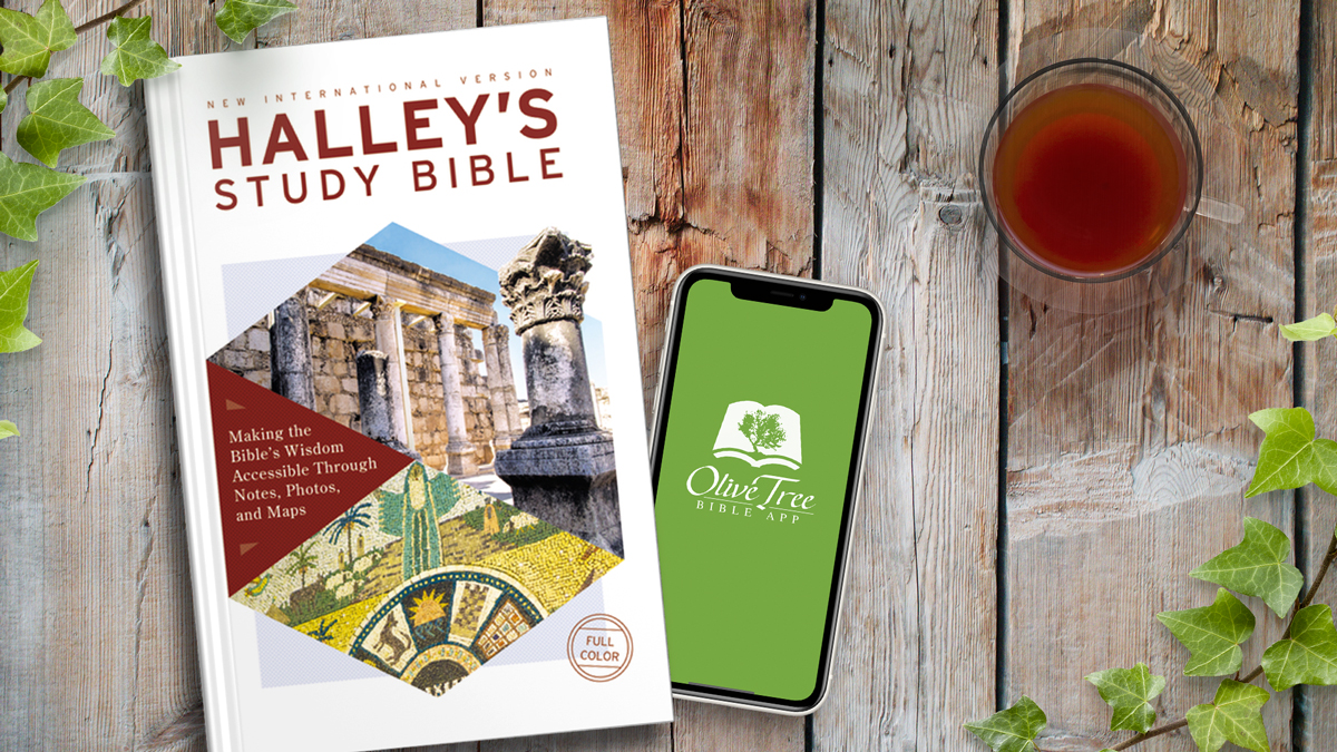 Colossians 3 - Halley's Study Bible