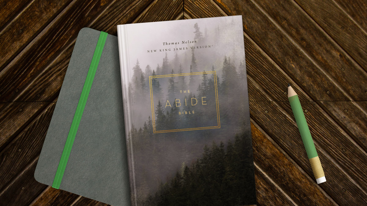 NKJV Abide Bible - Engaging Scripture