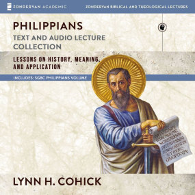 Philippians Story of God Text and Audio Lecture Collection